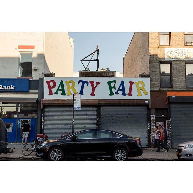 Party Fair. #sunsetpark #brooklyn #newyork #nyc #vsco #vscocam #brooklynitehawk #vscox