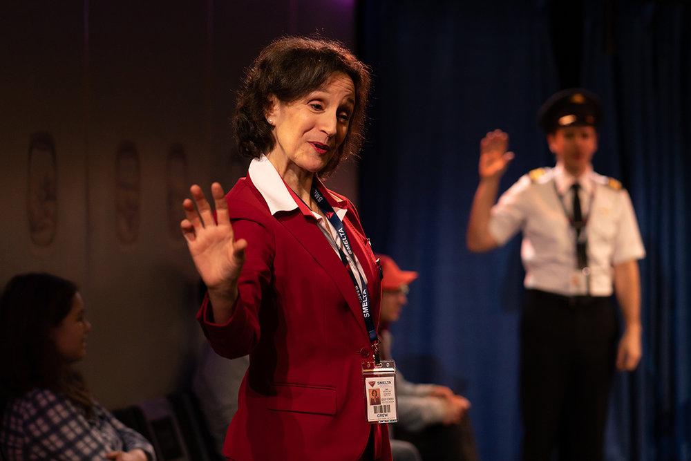 Barbara Walsh as Jan
