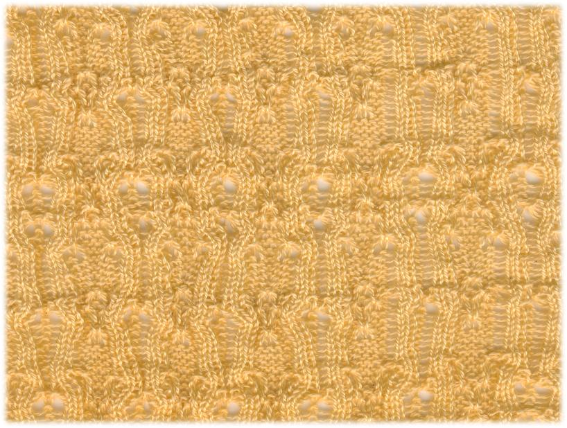 Lacy Rib | 100% Cotton