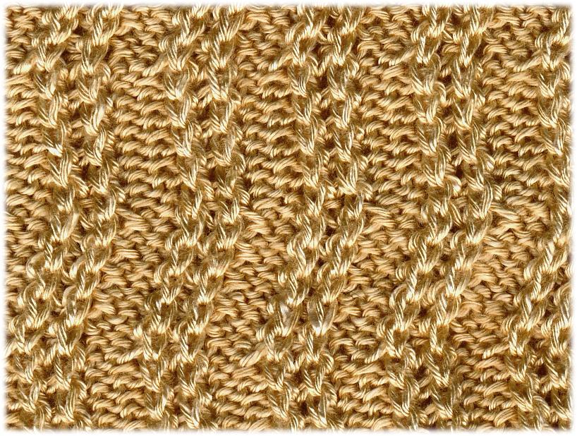 Simple Racked Ribs | 100% Rayon