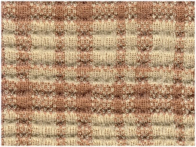 Rippled Plaid | 100% Cotton