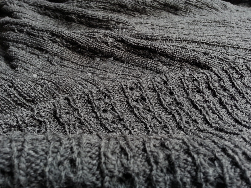 Tucks and Ribs 3 | 100% Wool