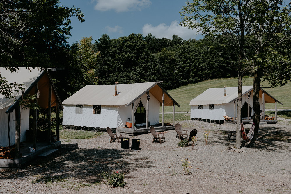 Retreat Tents 2