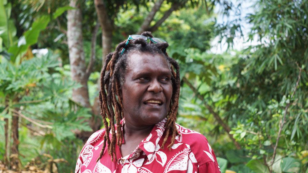 Chief Viraleo, Vanuatu.