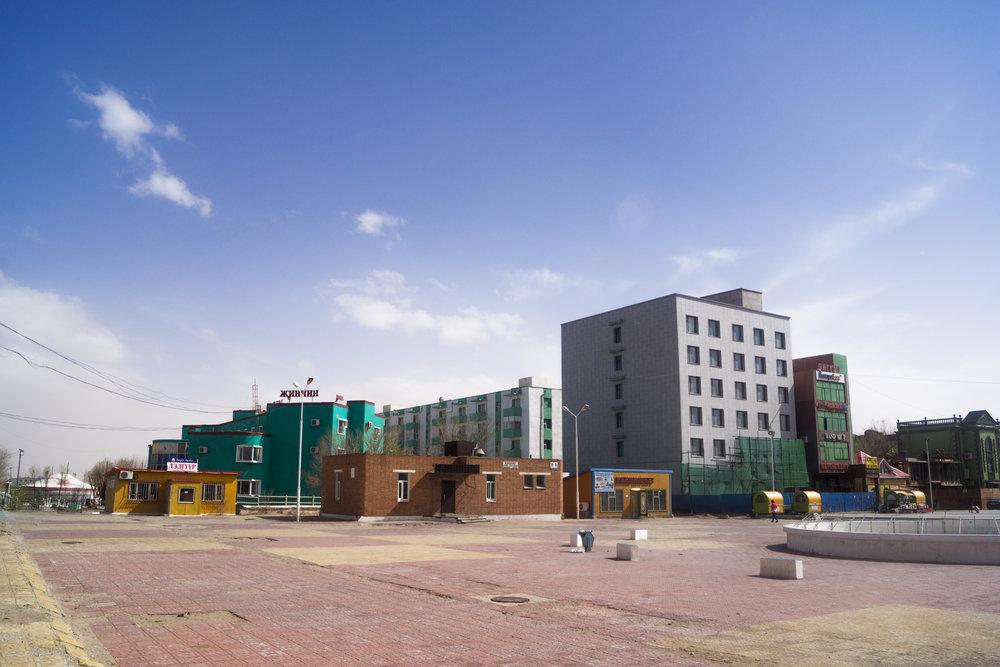Zamiin Uud, Mongolia.