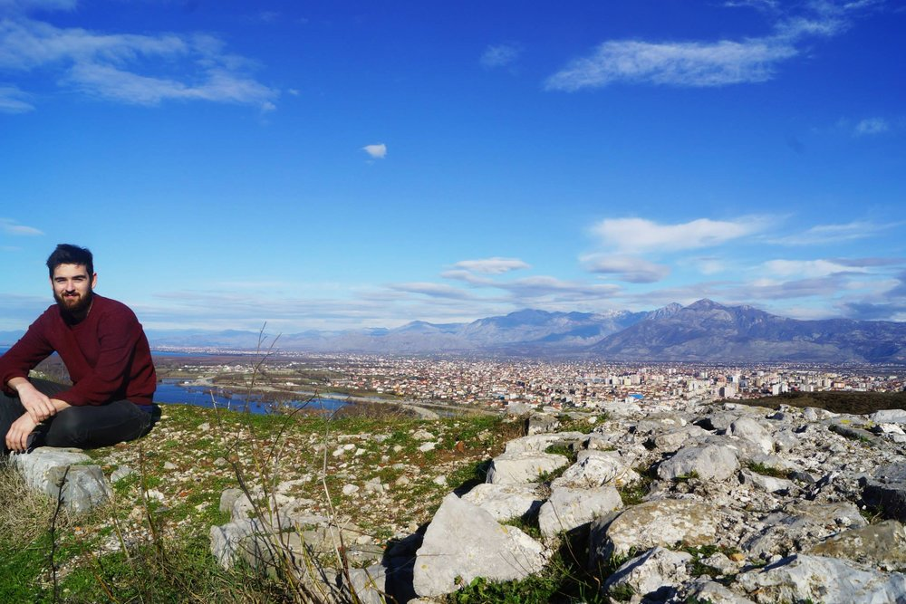 Schkoder, Albania.
