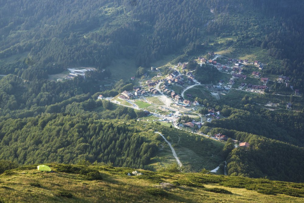 Home base. Prevalla, Kosovo.