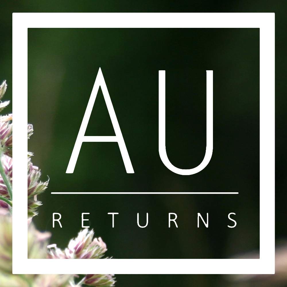 AU Returns Logo, Green
