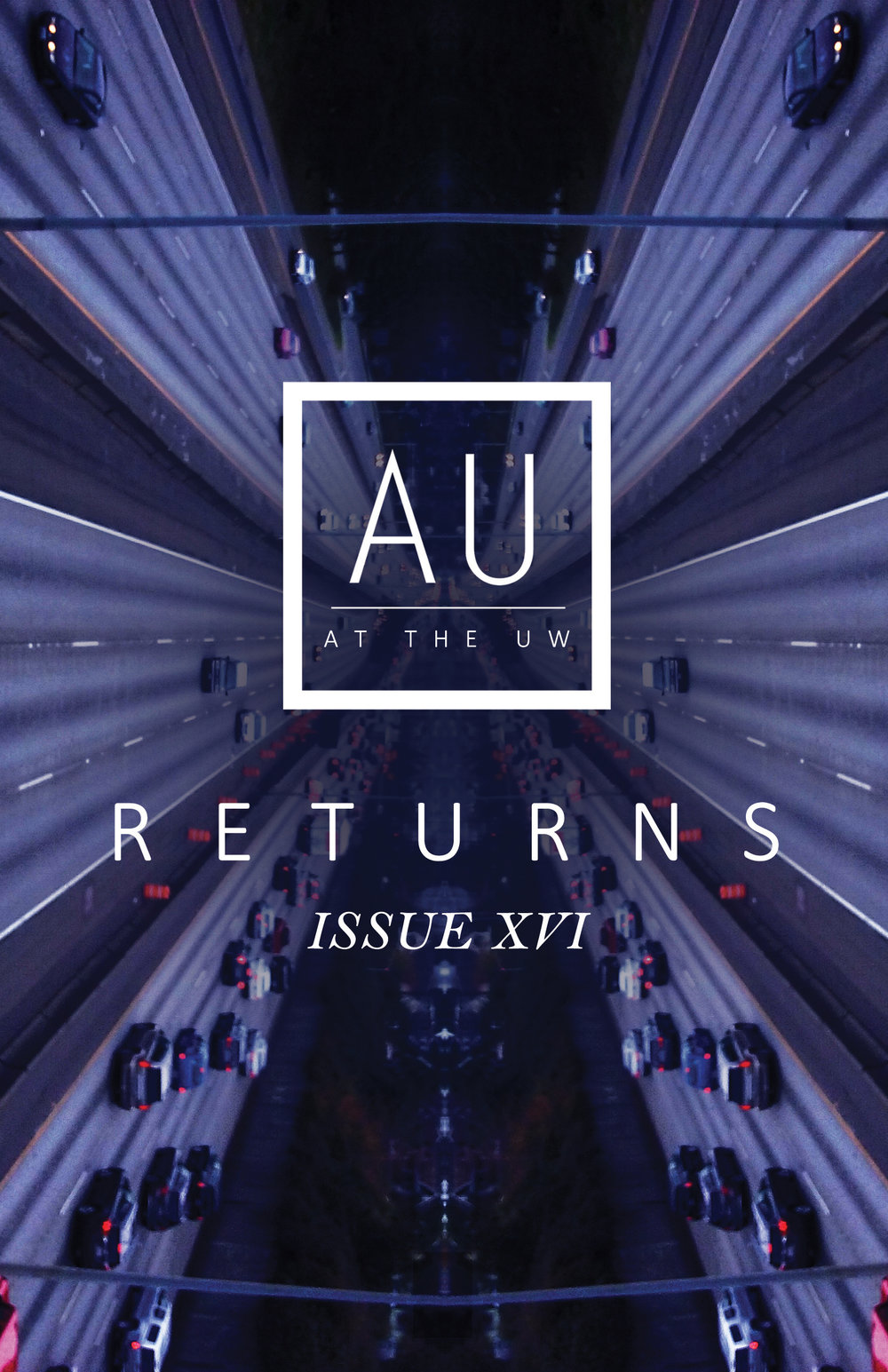 AU Issue XVI: Returns, Cover