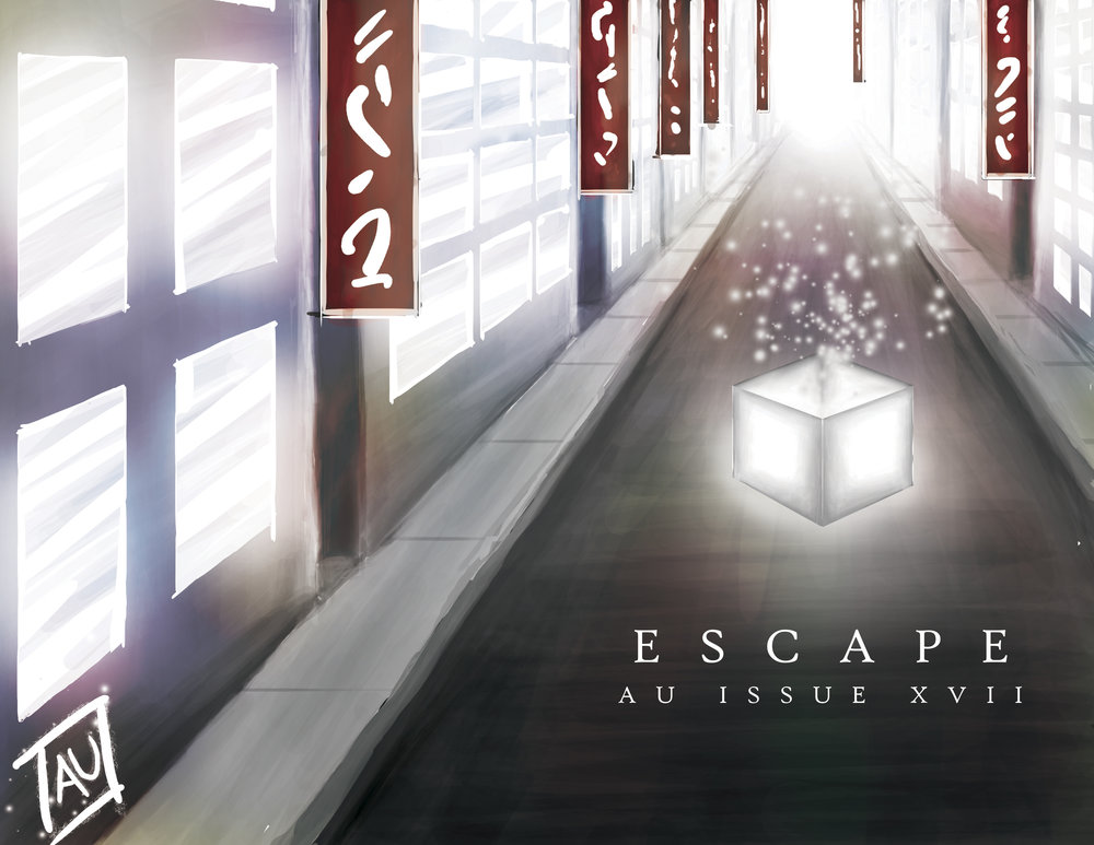 AU Issue XVII: Escape