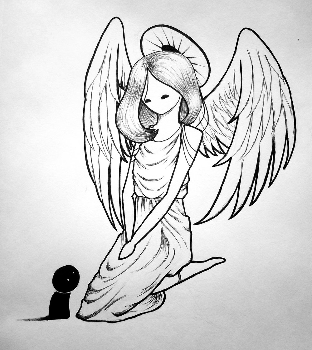 Day 9: Angel