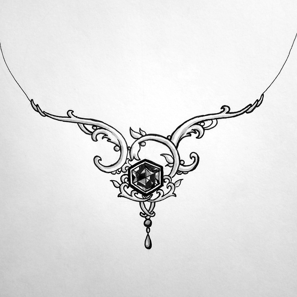 Day 10: Necklace