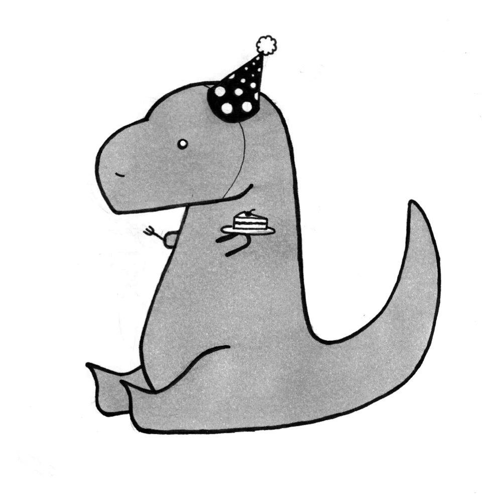 Day 18: Dinosaur