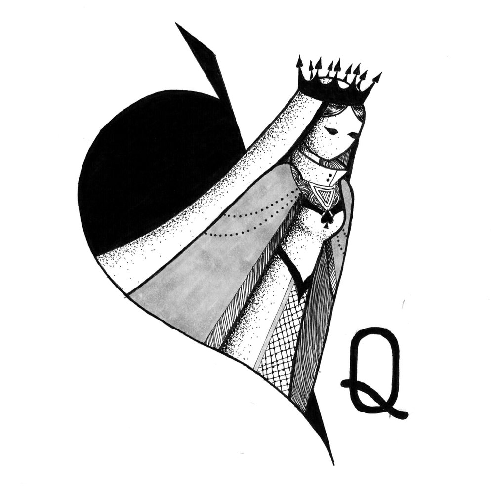 Day 20: Queen of Spades