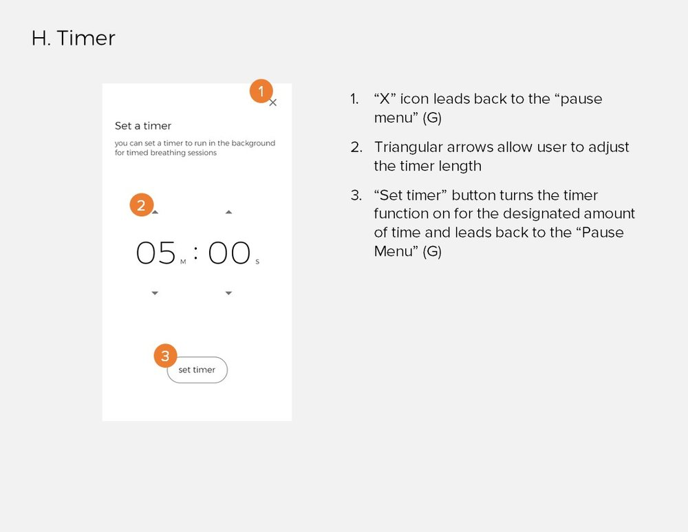 Annotations 7: H. Timer