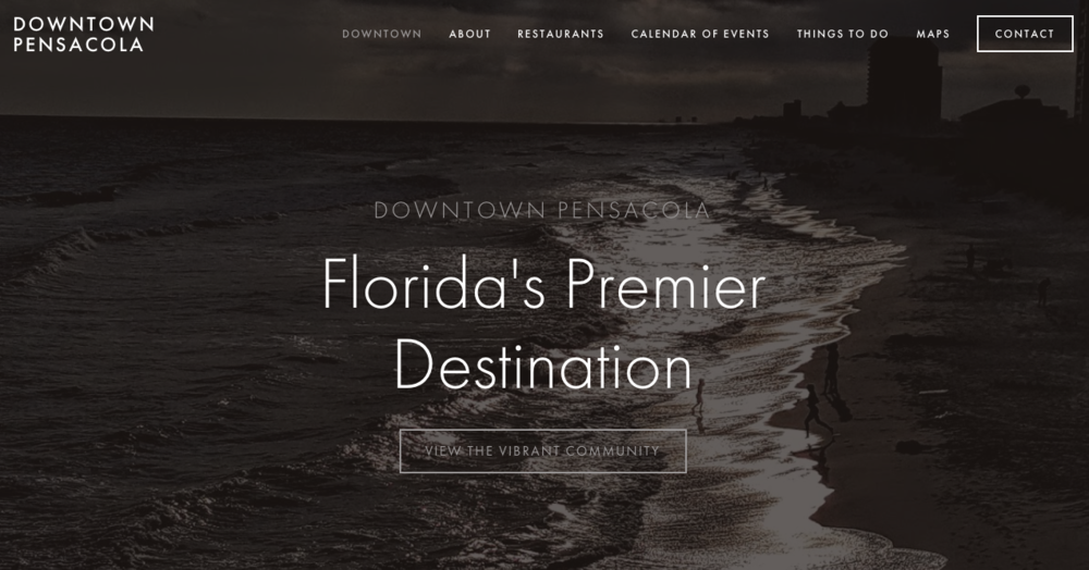 Website For Pensacola  - Custom Built - 1.png