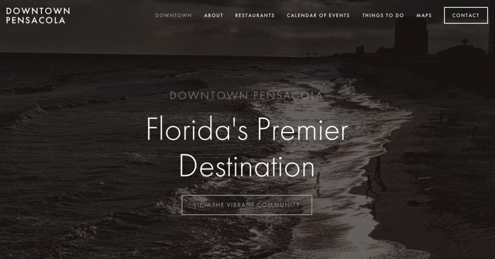 Website For Pensacola  - Custom Built - 1.png