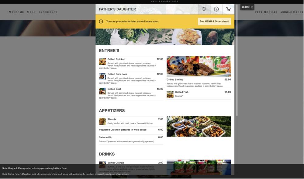 Matthew Albertell Food App.png