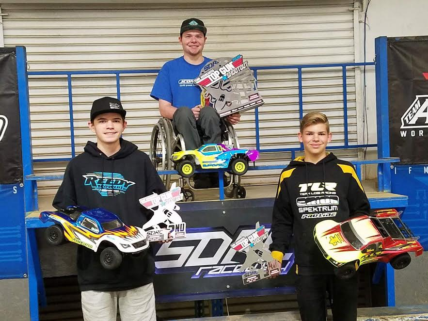 A Main 1st Place Mod Shortcourse Top Gun Shootout December, 2016