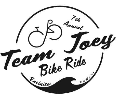 - Thank you to all our Team Joey riders and supporters who participated in our 7th Annual Team Joey Bike Ride and Fundraiser this year.  Special thanks to all those supporters who donated to sponsor/support a rider and our event! Scroll down for pictures of our event...