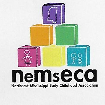 Northeast Mississippi Early Childhood Association (NEMsECA)*Bridget Robinson, Presidentmsbibbit@gmail.com -
