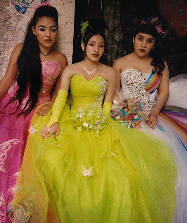 Quinceañera  Photography by Harley Weir