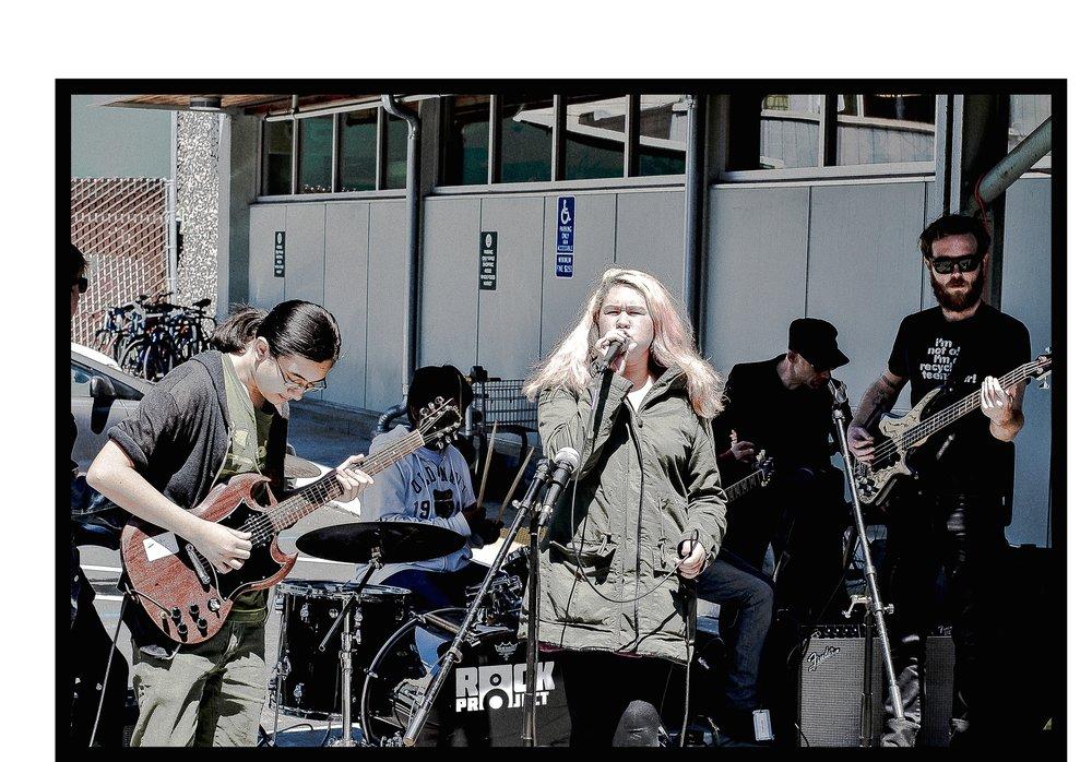 Rock Project San Francisco - House Band