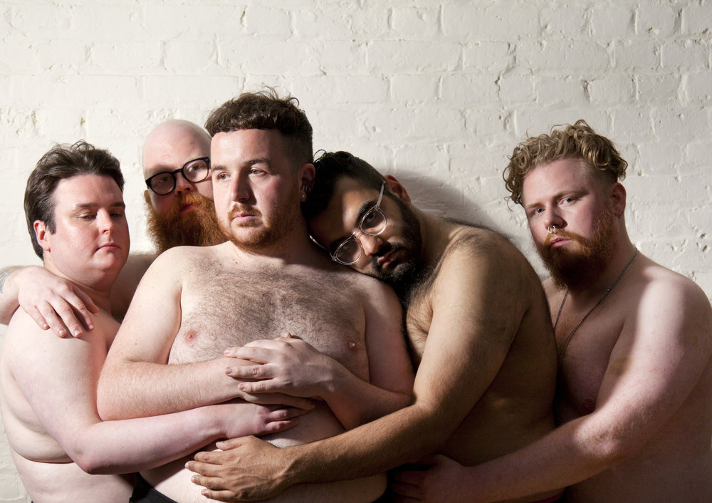 Fat Blokes by Scottee