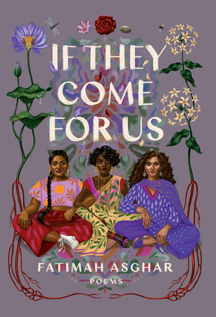 If They Come For Us - Book Cover - Fatimah Ashgar