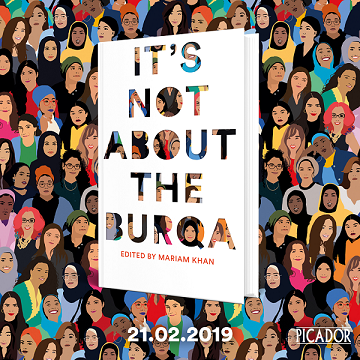 Poster: It's Not About The Burqa