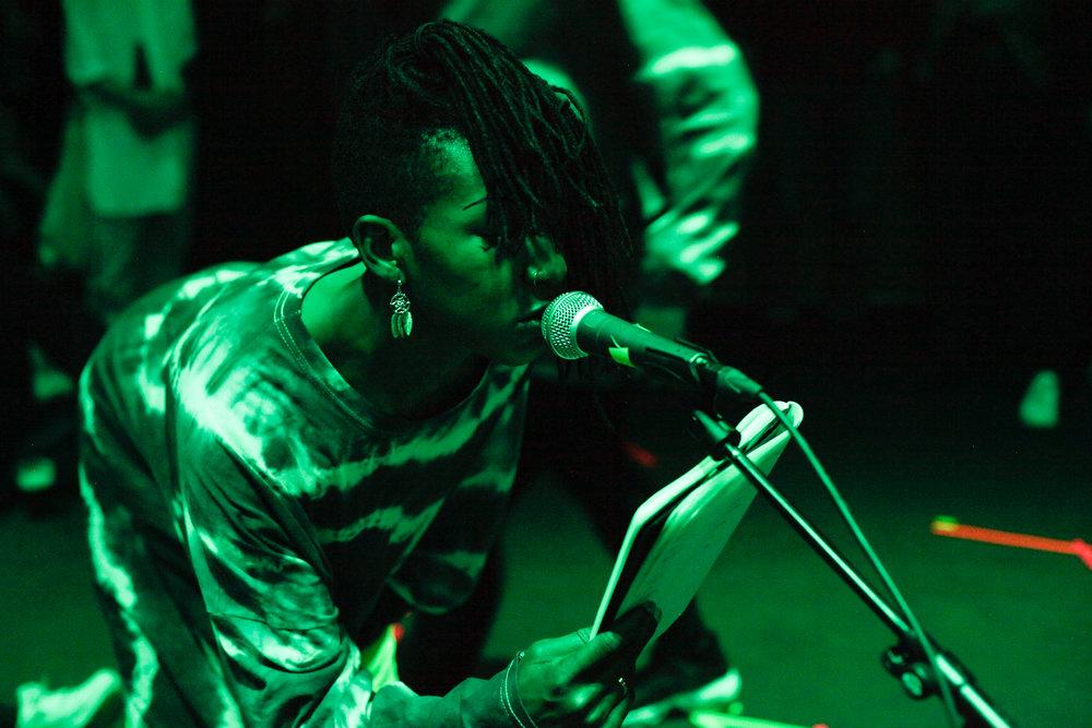 Phoebe Collings-James & Last Yearz Interesting Negro- Photography by Johanne Karlsrud/Borealis