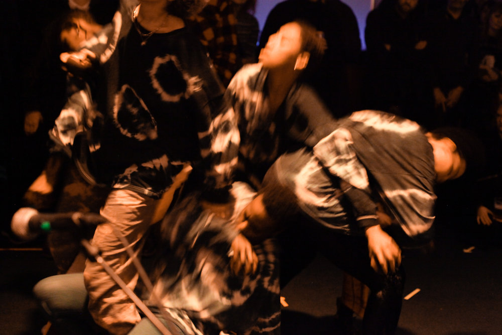 Sound as Weapon by Phoebe Collings-James  &  Last Yearz Interesting Negro- Photography by Johanne Karlsrud/Borealis