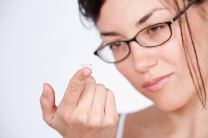 LASIK Safety > Contact Lenses Safety
