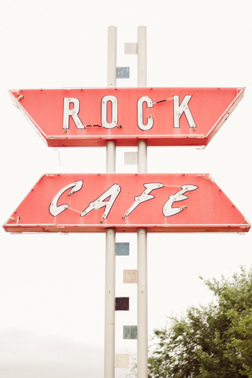 ROCK CAFE / STROUD, OK