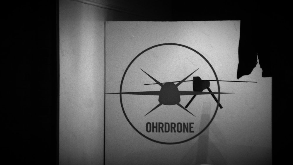 Drone Chamber #2: the OHRDRONE Research Group symbol
