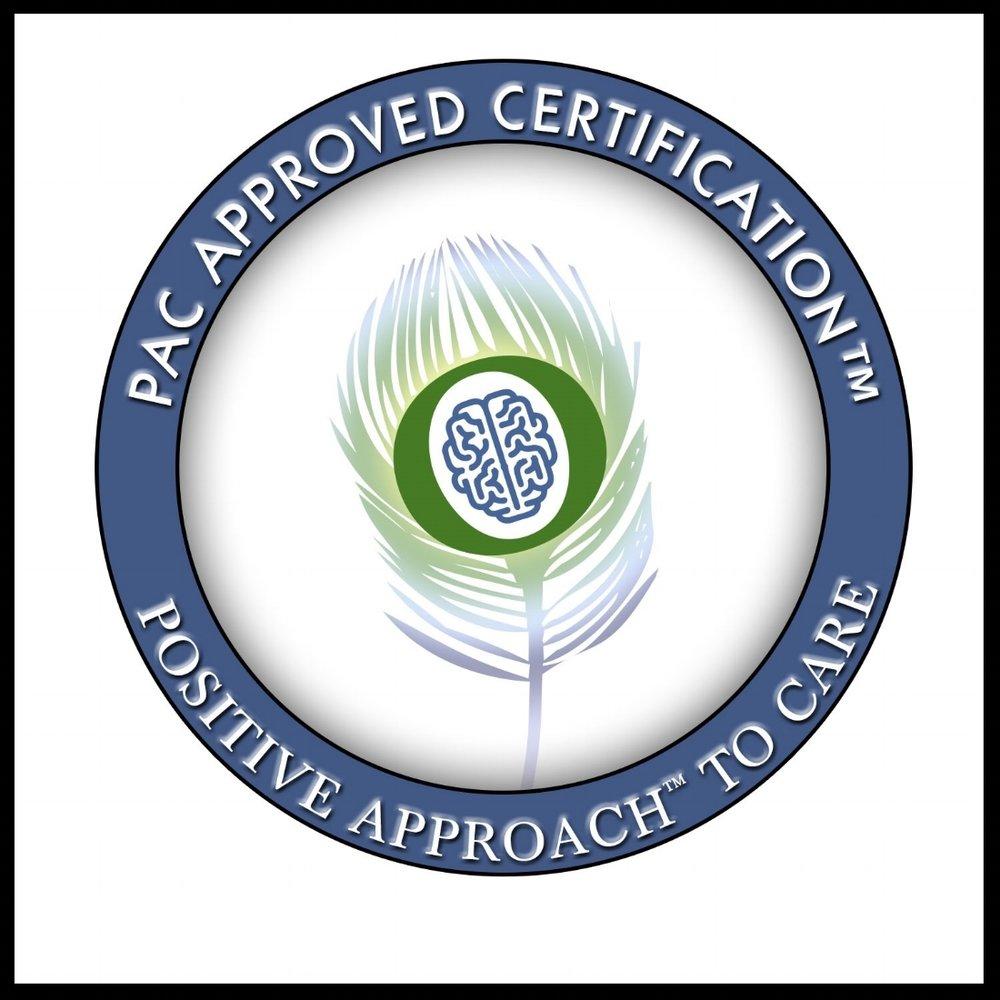 Teepa Snow Certified