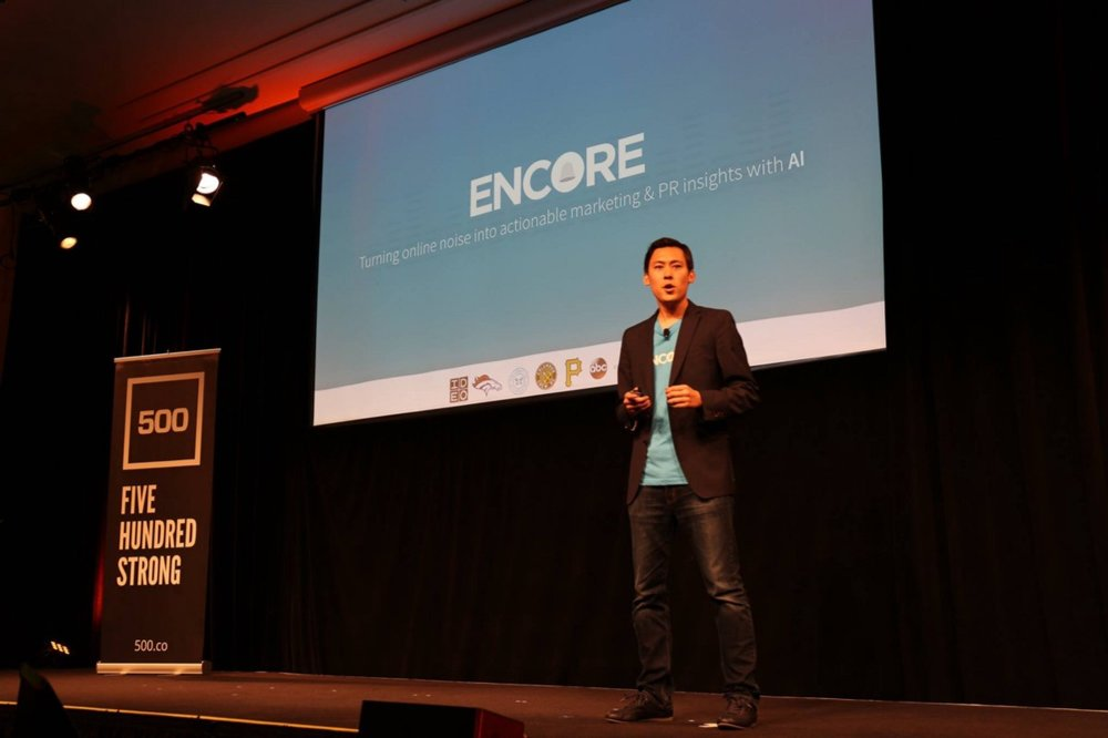 500 Startups Batch 14 Demo Day