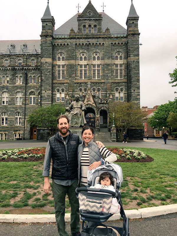 Be honest, you didn't know Chris Sacca went to Georgetown