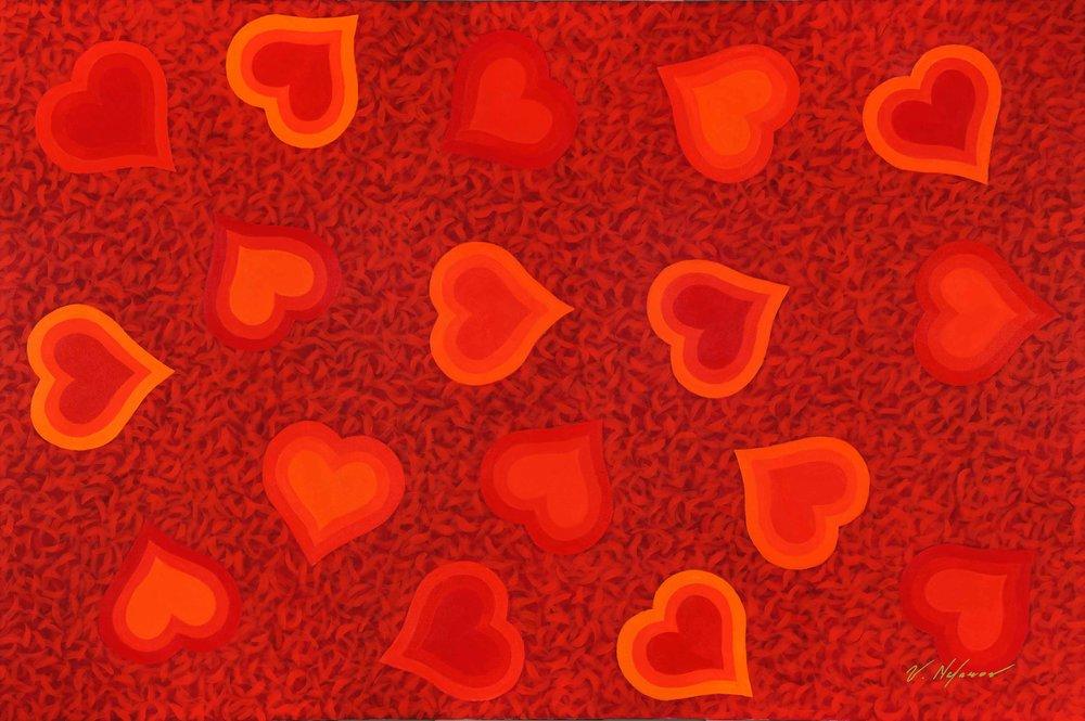 Hearts In A Haze