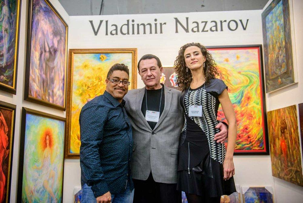 David Lee and Vladimir Nazarov