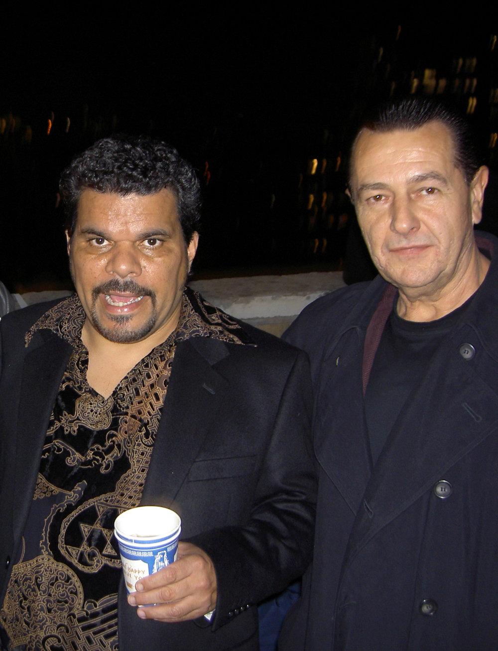 Luis Guzman and Vladimir Nazarov