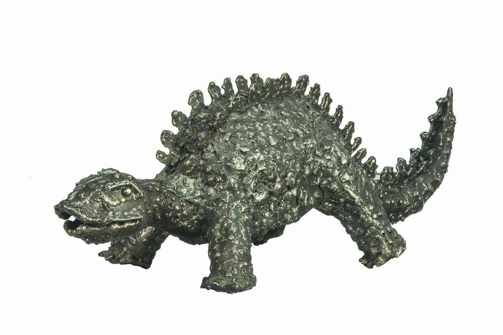 """Stegosaurus - 8.75""""H x 24.5""""W"""