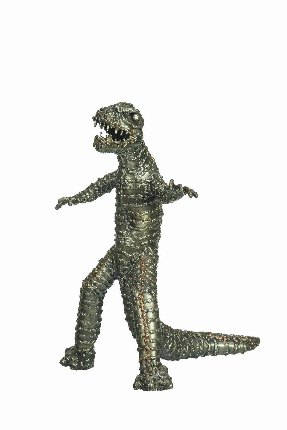 """T.Rex - 22.5""""H x 18""""W"""