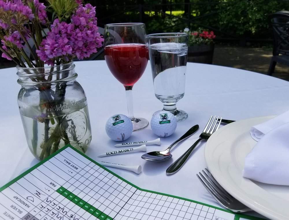 Enjoy both a great course and a great meal after the round     Nine & Lunch  on Wednesdays and Thursdays     Nine & Dine  on select Fridays and Sundays