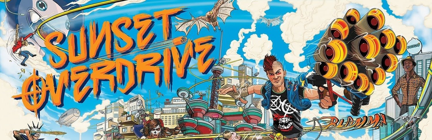 """42 Song Original Soundtrack for Xbox One Exclusive, """"Sunset Overdrive"""""""