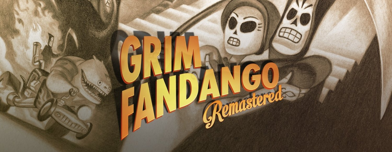 Double Fine's Grim Fandango Remastered