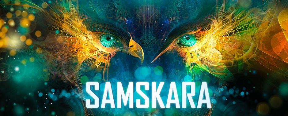 Samskara - Full Dome Pro, 360ART and Android Jones