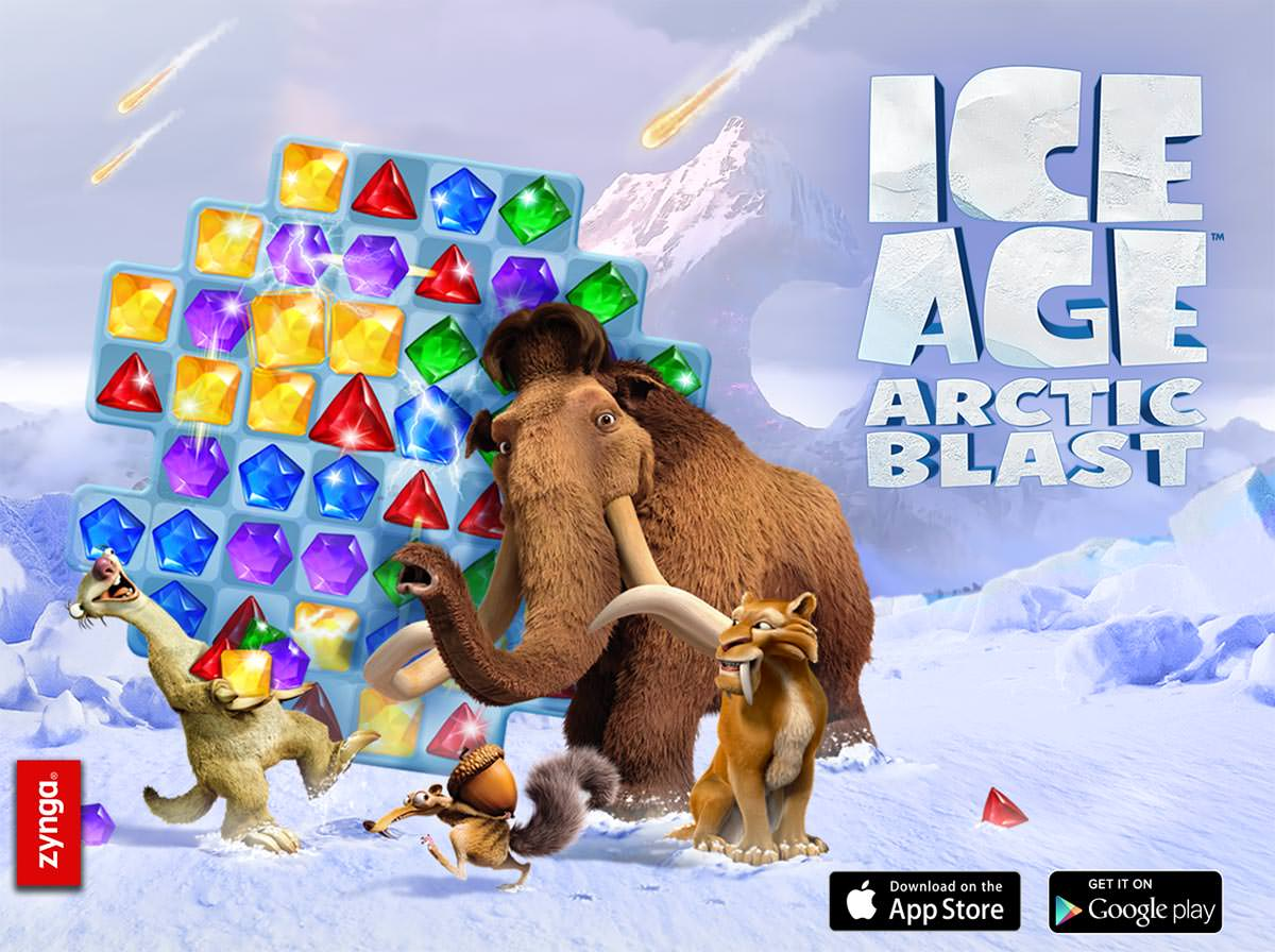 Ice Age: Arctic Blast | Jeremy Garren