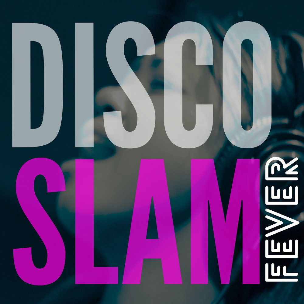 """Cover art for """"Fever"""" by Disco Slam, design by Rick Clark and Blake Butler, photo by Rick Clark"""