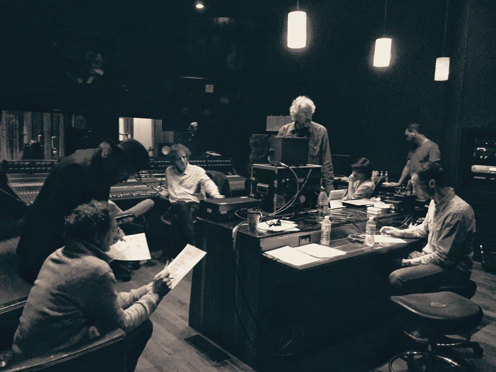 Rick Clark Productions, Blackbird Studios, Berry Hill, TN